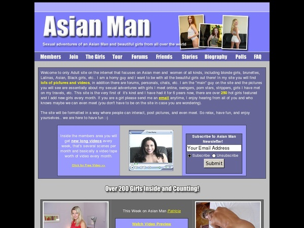 asian dating login and password