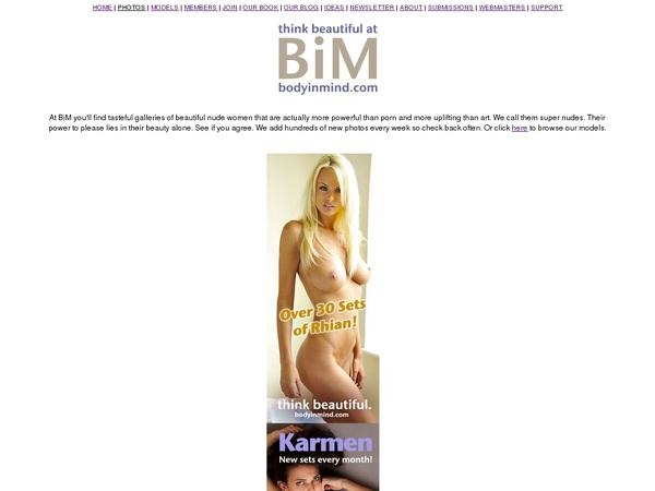 Bodyinmind.com Women