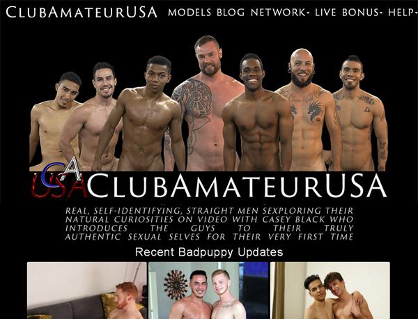 Club Amateur USA Free Galleries