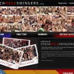 Czech Mega Swingers Get Discount