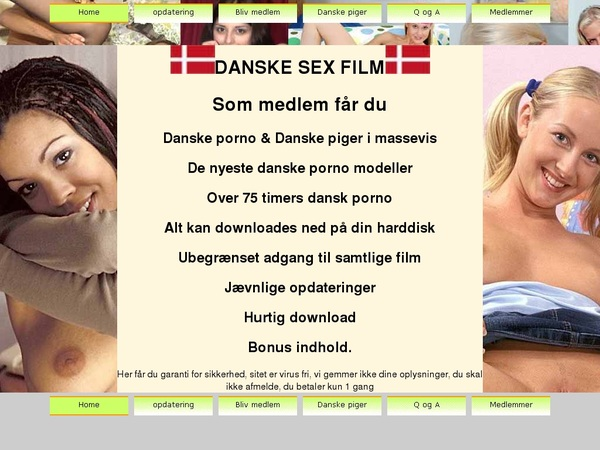 Danske Sex Film With IDeal