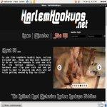 Harlem Hookups Password Details