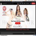 Holo Girls VR Porn Video