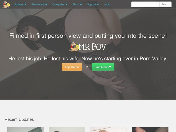 Join Mrpov.com For Free