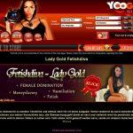 Lady Gold Fetishdiva Pass Codes