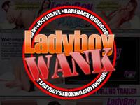 Ladyboydildo ladyboy sex