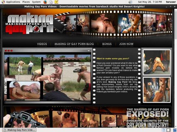Makinggayporn.com Men