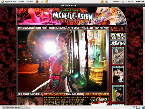Michelle Aston Xxx Password