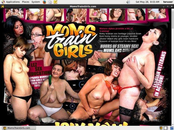 Moms Train Girls Membership Free