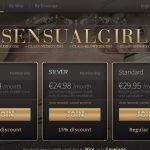 Sensual Girl Free Password
