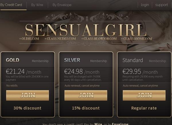 Sensualgirl Exit Discount