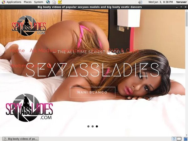 Sexy Ass Ladies Account Online