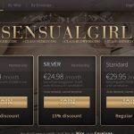 Sign Up Sensualgirl.com