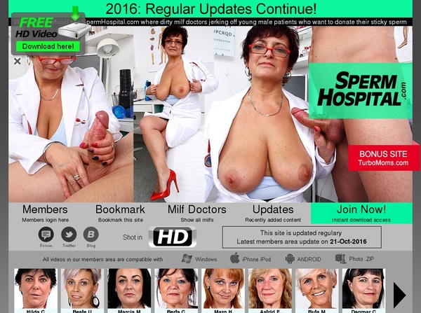 Spermhospital.com With Yen