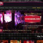 Stock Bar Porn Password