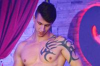 Stock Bar male dancers 541409