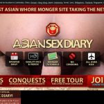 Gratis Asian Sex Diary