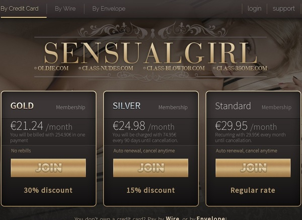 Sensualgirl.com With WTS (achdebit.com)