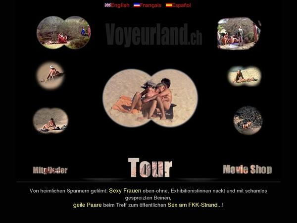 Accounts For Voyeurland