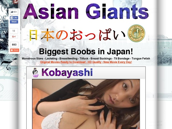 Asiangiants Discount Password