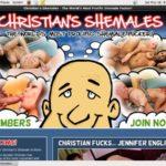 Christian's Shemales Guys