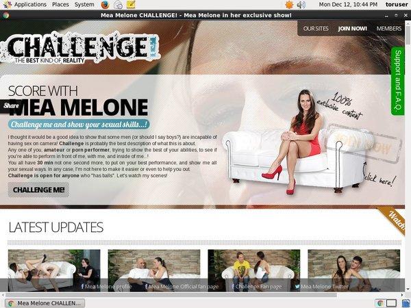 Melone Challenge Account Premium